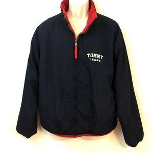 Vintage Tommy Hilfiger Reversible Jacket Large